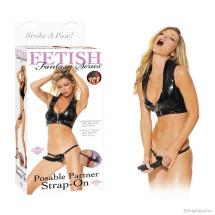 Strap-on felköthető dildó, Fetish Fantasy