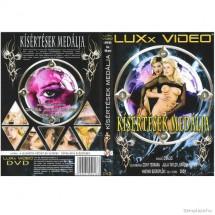 Kísértések medálja, pornó DVD