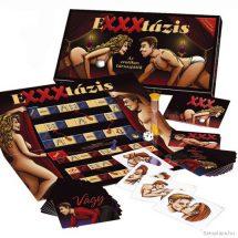 Szex társasjáték Exxxtázis, Szexpláza szexshop